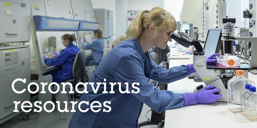 Abcam 提供一系列工具和解决方案,助力您的新型冠状病毒肺炎研究