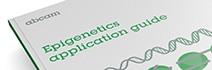 Epigenetics application protocols guide