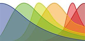 荧光光谱图