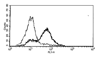 Flow Cytometry - BAFF antibody [Buffy 2] (FITC) (ab16082)