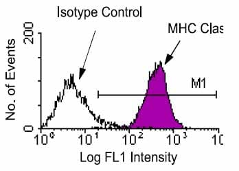 Flow Cytometry - MHC Class 1 H2 Db antibody [28-14-8] (FITC) (ab25056)