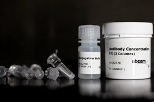 - Antibody Concentration Kit (3 columns) (ab102778)