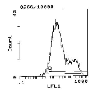 Flow Cytometry - CD25 antibody [MRC OX-39] (FITC) (ab111957)