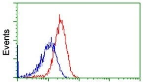 Flow Cytometry - Anti-RhoGDI antibody [1F2] (ab118159)