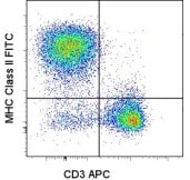 Flow Cytometry - MHC Class II antibody [M5/114.15.2] (FITC) (ab93561)