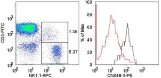 Flow Cytometry - Agrobacterium tumefaciens virG antibody [CNX46-3] (Phycoerythrin) (ab95832)