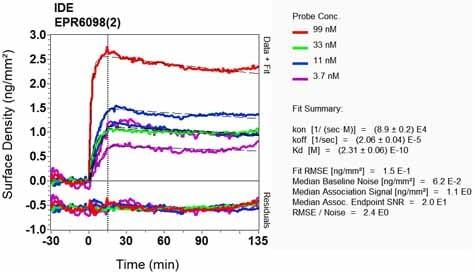 OI-RD Scanning - Anti-Insulin degrading enzyme / IDE antibody [EPR6098(2)] (ab133561)