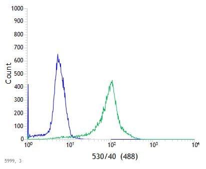 Flow Cytometry - Anti-TMEM173 antibody [SP338] (ab227704)
