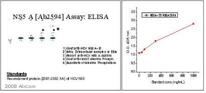ELISA - Goat Anti-Rabbit IgG H&L (Alkaline Phosphatase) (ab6722)